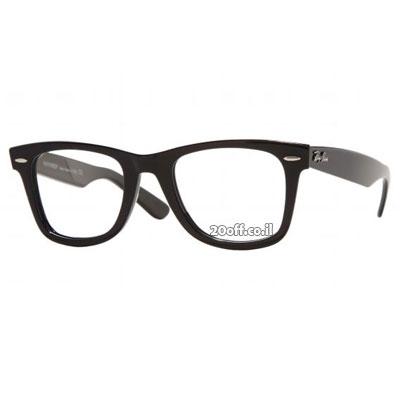 מתוחכם 20off.co.il - משקפיים , משקפי שמש - משקפי ראייה Ray Ban דגם: 5121 BB-19
