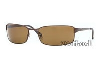 חום/עדשה חומה POLARIZED, קוד צבע: 01457