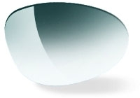 עדשה אפור בהיר ImpactX Photochromic Clear