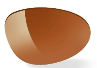 עדשה חומה ImpactX Polarized Photochromic Brown