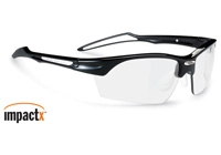 שחור מבריק/עדשה ImpactX Photochromic Clear, קוד צבע: SP148142